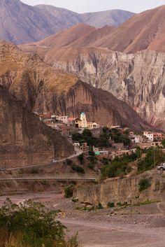 5 pueblos escondidos entre montañas bonitas en Argentina