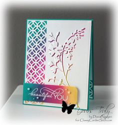 Classy Cards 'n Such: Beautiful You