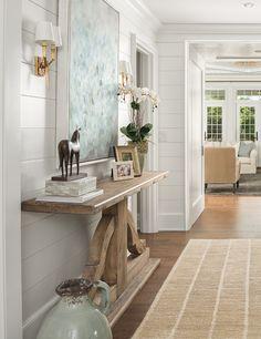 Painted Brick Cottage - Home Bunch Interior Design Ideas