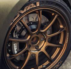 Rims And Tires, Wheels And Tires, Car Wheels, Custom Wheels, Custom Cars, Bronze Wheels, Honda City, Forged Wheels, Racing Wheel