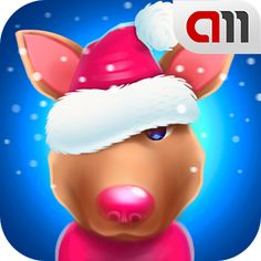 Hangaroo Christmas is a great choice for all who love puzzle games and free word games. Try to guess all the words! Just choose a letter to make a guess. Help a cute hangaroo to solve these riddles and celebrate Christmas together! http://academmedia.com/en/apps/hangaroo_christmas