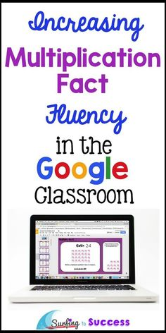 Do your upper grade students need intervention multiplication facts? Using Google Classroom allows you to individualize student practice while teaching essential multiplication strategies.
