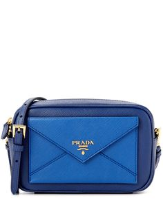 Spotted this Prada Leather Crossbody on Rue La La. Shop (quickly!).