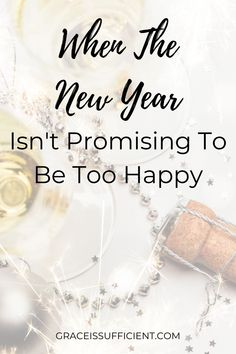 6 Things you can do when the New Year seems more weighed down by scary unknowns than ripe with new possibilities. #chroniclife #chronicillness #chronicpain