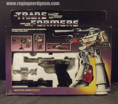 Transformers G1 Megatron - Hasbro 1984 original | Flickr - Photo Sharing!