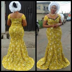 Hitarget African Lace Fabric Wedding Dresses For Women 2017 Latest Nigeria African Lace Dashiki Traditional Clothing African Lace Styles, African Lace Dresses, African Wedding Dress, African Dresses For Women, African Attire, African Wear, Wedding Dresses, African Fashion Ankara, Latest African Fashion Dresses