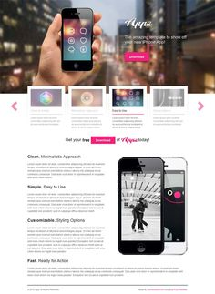 10+ Best Free Responsive One Page WordPress Themes