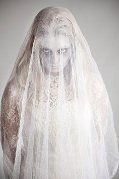Een spook kostuum!