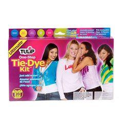 Tulip Tie Dye Kit Ultimate | Walmart.ca $21.97