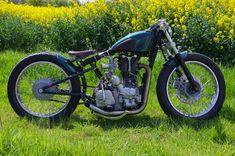 ϟ Hell Kustom ϟ: Old empire Motorcycles