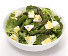 Egg-cellent Asparagus Salad - Fitnessmagazine.com