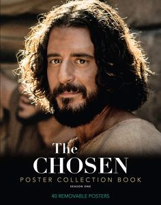 Love The Chosen? Then you no doubt love the visual experience that beautifully portrays and serves the greatest story ever told. This poster collection includes 40 full-colour images taken directly from the first season of the global phenomenon: The Chosen. The character and location stills capture your favourite moments on high quality paper that you can easily remove and display individually or keep together in this stunning coffee table book. Yes, The Chosen is ultimately about the story… Good Prayers, Jesus Is Lord, Jesus Christ, Jesus Pictures, Music Tv, Great Stories, Religious Art, Colour Images, Book Publishing