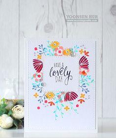 SSS Floral Cards
