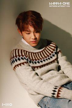 Park Woojin #wannaone