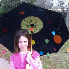 My daughters solar system project!!!!