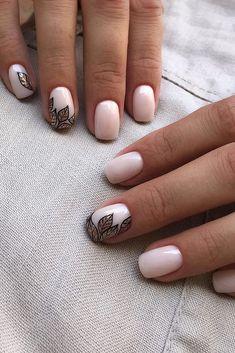Chic Nails, Stylish Nails, Trendy Nails, Oval Nails, Pink Nails, Jolie Nail Art, Romantic Nails, Summer Gel Nails, Tribal Nails