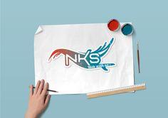 Kite surf • logo • NKS