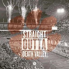 Straight Outta Death Valley