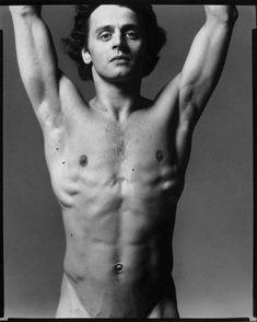 Mikhail Baryshnikov, dancer, New York, June 20, 1978  Copyright© 2008 The Richard Avedon Foundation