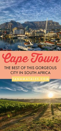 This guide to Cape Town, South Africa presents recommendations from the perspective of a 30 year resident. Get ready to get seduced by this beautiful city!