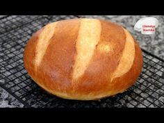 Fantastický 5-minútový chlebík bez miesenia: Cesto vydrží v chladničke 7 dní - pečenie chleba nebolo nikdy jednoduchšie! Best Bread Recipe, Bread Recipes, Bakery, Food And Drink, Health, Youtube, Hampers, Breads, Russian Recipes