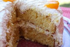 Mommy's Kitchen: Mandarin Orange Cake {My Favorite Summer Cake}