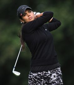 Golf Player Sharmila Nicollet