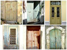 poppy view: DOOR DETOUR... Beautiful Doors