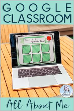 All About Me Activities, First Day Of School Activities, Google Docs, Teaching Technology, Blended Learning, Classroom Activities, Classroom Ideas, Instructional Technology, Instructional Strategies