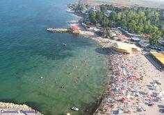 Black Sea Beaches | ... Black Sea coastline romanian beaches Costinesti Constanta beach