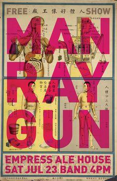 Man Ray Gun | From up North