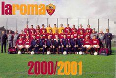 AS Roma 2000/2001 (Scudetto)
