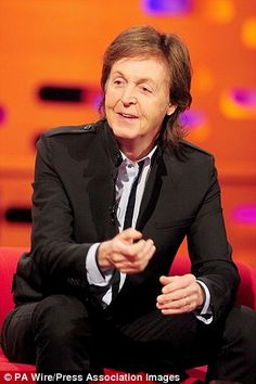 Animal lover: Sir Paul McCartney has spoken out about proposed changes to the fox hunting law