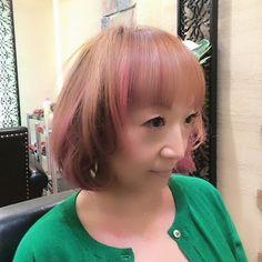 Masumi Sugiura @masumimelody 2年前のピンクカラ...Instagram photo | Websta (Webstagram)