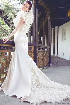 Yumi Katsura Spring 2013 Wedding Dresses   Wedding Inspirasi