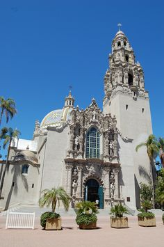 The San Diego Museum of Man is a museum of anthropology located in Balboa Park, San Diego, California.