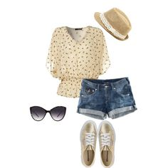 Gorgeous summer fun outfit