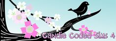 Candie Coded Sims 4: My Sims 4 Creations