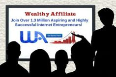 Wealthy Affiliate is the only training platform with a FREE starter membership and 2 FREE websites. Turn your passion into a successful online business. Internet Entrepreneur, Internet Marketing, Marketing Program, Affiliate Marketing, Marketing Training, Training Classes, Creating A Blog, Search Engine Optimization, Reading Online