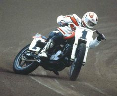 Image detail for -scott parker is flat track s most successful rider with nine ...