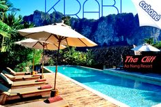 Spend 7 Tranquil Nights in Krabi, Thailand in a Bungalow at the The Cliff Ao Nang Resort with Daily Breakfast, a Massage, Tour, and Candlelight Dinner for USD 609 (Value USD 1699) – Perfect for Couples!
