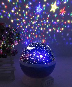 Look at this Bottle Pets Starry Night Projector Lamp on #zulily today!