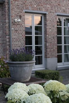 Landelijk country life note the wall lamp ideal for garden walls. #bea #bea #attended #the # for