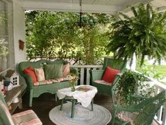 porches cozy home outdoor categories. top collection brick designs for patios. we continue sharing some ideas about brick designs for patios design. click the images for more deta Summer Front Porches, Summer Porch, Gazebos, Outdoor Rooms, Outdoor Decor, Outdoor Living, Cottage Porch, Building A Porch, Building Plans