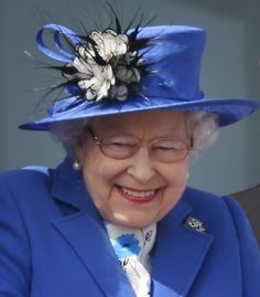 Queen Elizabeth   June 2012