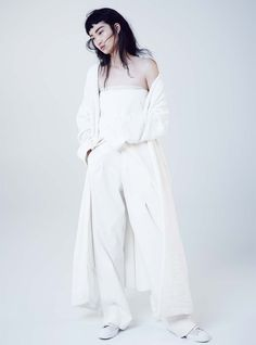 philoclea:  Hyun Ji by Nicole Bentley for Marie Claire Australia, June 2015jana-porkorny marie-claire-aus june15