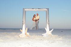 romantic frame Wedding Bride, Our Wedding, Grooms, Brides, Romantic, Weddings, Mirror, Frame, Home Decor