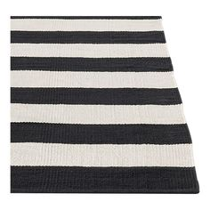 I'm loving this striped rug! Maybe in my master?