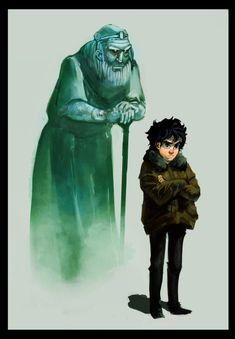 Nico & King Minos – Percy Jackson: The Battle of the Labyrinth   art by shiloheart