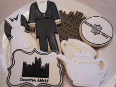 Downton Abbey cookie